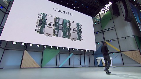 Google Cloud TPU (Google io 2017)