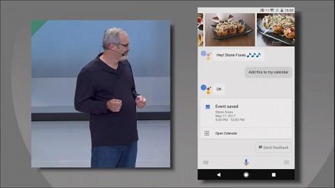Neuerungen beim Google Assistant (Google IO 2017)