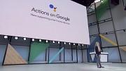 Actions für den Google Assistant (Google IO 2017)