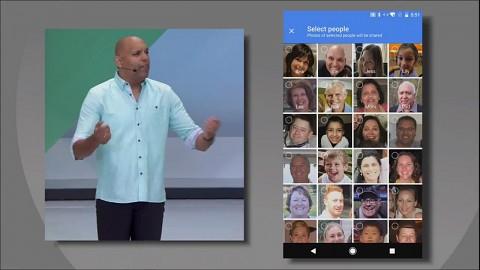 Neuerungen bei Google Photos (Google io 2017)