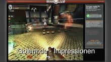 Quake Live - Impressionen