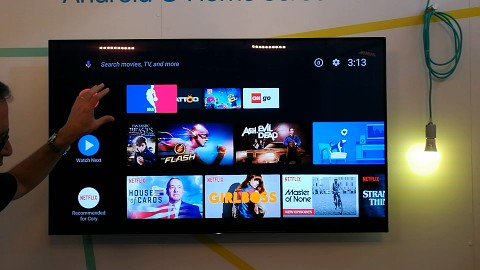 Android TV Preview - Hands on