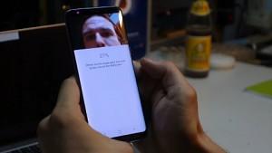 S8 Irisscanner hacken