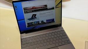 Huawei Matebook X und E - Hands On