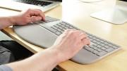 Surface Ergonomische Tastatur - Test