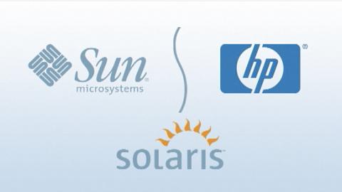 Sun zur Partnerschaft mit HP