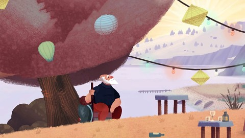 Old Man's Journey - Trailer