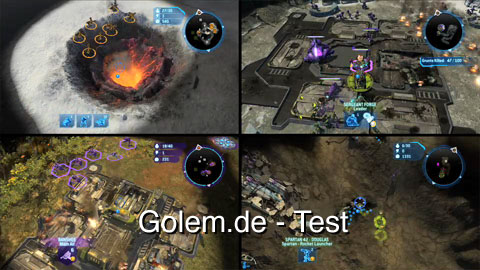 Halo Wars - Test