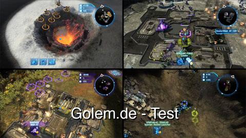 Halo Wars - Test