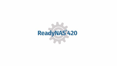 Netgear RN 420 Series - Produkttrailer