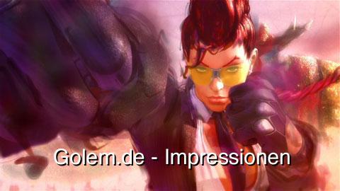 Street Fighter 4 - Impressionen der Playstation-3-Version