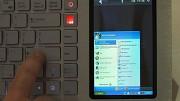 Cebit 2009 - Eee Keyboard, Atom-NAS und Notebook ohne Tastatur in Aktion