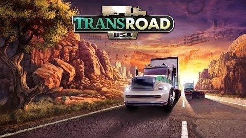 Transroad USA - Teaser (Ankündigung Mai 2017)