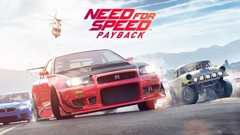 Need for Speed Payback - Trailer (Ankündigung Juni 17)