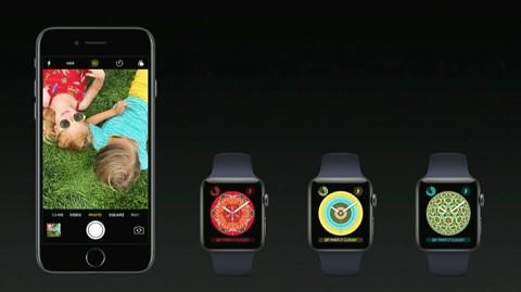 Apple zeigt WatchOS 4 (WWDC17)