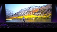 Apple zeigt MacOS High Sierra (WWDC17)