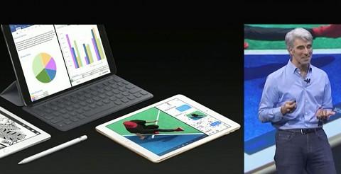 iOS 11 auf dem neuen iPad Pro - Live-Demo (WWDC17)