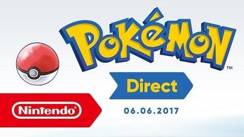 Nintendo Direct - Pokémon (6. Juni 2017)
