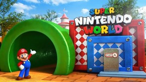 Super Nintendo World (Vergnügungspark) - Teaser