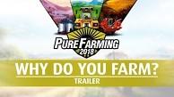 Pure Farming 2018 - Trailer (E3 2017)