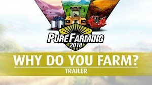 Pure Farming 2018 - Trailer (E3 2017)