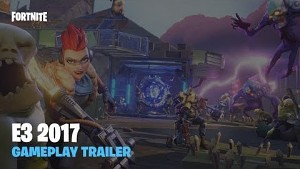 Fortnite - Trailer (Gameplay, E3 2017)