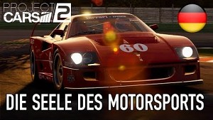 Project Cars 2 - Trailer (Gameplay, E3 2017)
