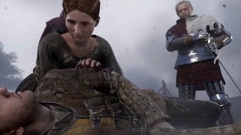 Kingdom Come Deliverance - Trailer (E3 2017)