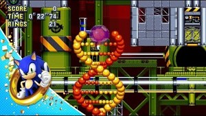 Sonic Mania - Gameplay (E3 2017)