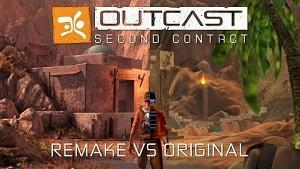 Outcast Second Contact - Trailer (Remake, E3 2017)