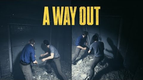 A Way Out - Trailer (Gameplay, E3 2017)