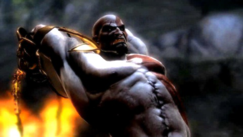 God of War 3 - Trailer