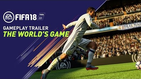 Fifa 18 - Trailer (Gameplay, E3 2017)