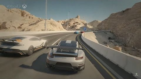 Forza Motorsport 7 - Gameplay (E3 2017)