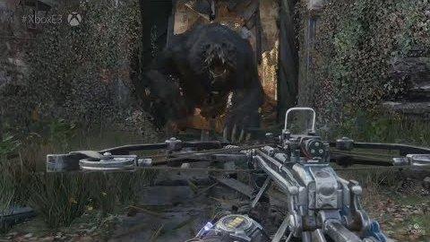 Metro Exodus - Trailer (E3 2017)