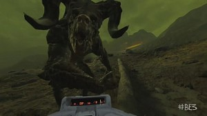 Bethesda VR mit Fallout 4 und Doom 3 - Trailer (E3 2017)