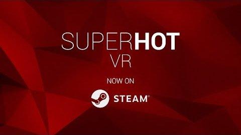 Superhot VR - Trailer
