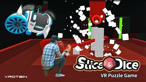 Slice Dice VR - Trailer