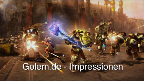 Warhammer 40,000 - Dawn of War 2 - Impressionen