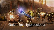 Warhammer 40,000 - Dawn of War 2 - Impressionen