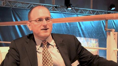 Cebit 2009 - Interview mit Zane Ball von Intel