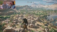 Assassins Creed Origins Alpha Gameplay (E3 2017)
