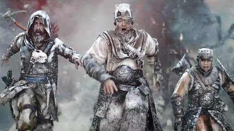 Horizon Zero Dawn The Frozen Wilds - Trailer (E3)
