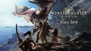 Monster Hunter World - Trailer (Gameplay, E3 2017)