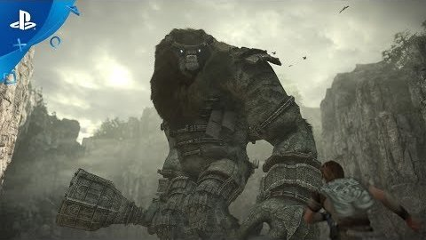 Shadow of the Colossus - Trailer (E3 2017)