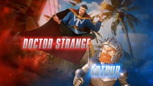 Marvel vs. Capcom Ultimate - Gameplay (E3 2017)