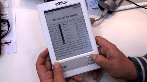 Cebit 2009 - Impressionen vom Foxit eSlick