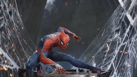 Spider-Man - Gameplay (E3 2017)