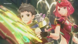 Xenoblade Chronicles 2 - Trailer (Gameplay, E3 2017)