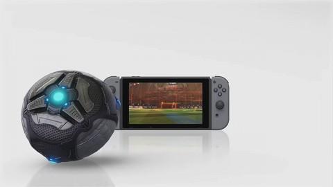 Rocket League für Nintendo Switch - Ankündigung (E3)